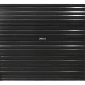 Black Roller Garage Door to suit 4350mm to 4399mm (Width)