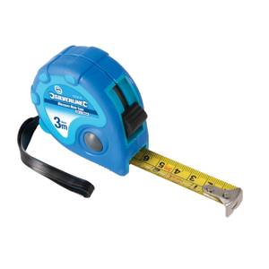 Silverline Measure Mate Tape 3m / 10ft x 16mm