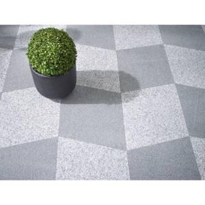 Granite Diamond Paving 450 x 450mm Light Grey (Full Pack)