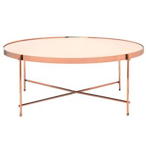 Oakland Coffee Table - Rose Gold