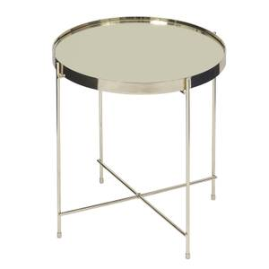 Oakland Lamp Table - Gold