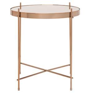Oakland Lamp Table - Copper
