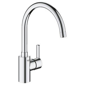 Groche Feel  Kitchen Mixer Tap - Chrome