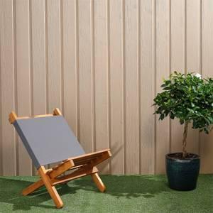 Premium Timber Cladding SertiWOOD Viking Grey Beige Secret Fix (6 Pack) 1.72m2