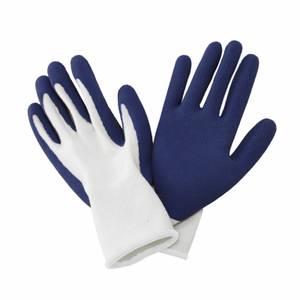 Kent & Stowe Natural Bamboo Gloves Navy - Large
