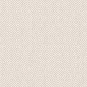 Holden Decor Riviera Diamond Geometric Textured Metallic Taupe Wallpaper