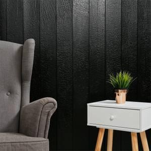 Premium Timber Cladding SertiWOOD - DragonWOOD Charred Effect