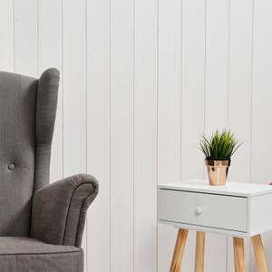 Premium Timber Cladding SertiWOOD White Wax - White Wash (248 pack) 65.1m2