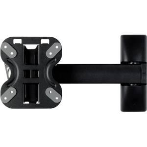 Ross Neo MK 2 Single Arm TV Bracket Mount 13 - 23 Inch VESA 100mm Black