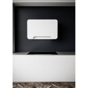 Inox Orbit 80cm Wall-Mounted Canopy Cooker Hood - White