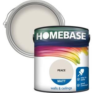 Homebase Matt Paint - Peace 2.5L