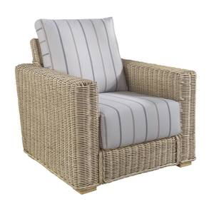 Burford Armchair In Linen Taupe
