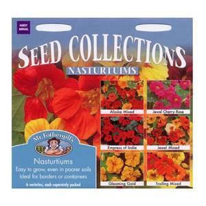Mr. Fothergill's Nasturtium Collection (Tropaeolum Majus) Bulbs