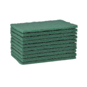 10 pack of Heavy-duty Scouring Pads
