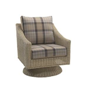 Dijon Swivel Chair In Highland
