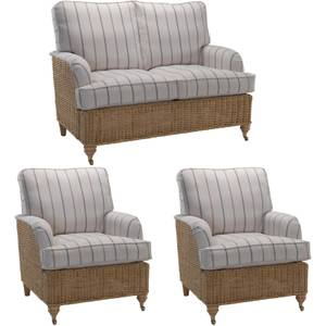 Seville Suite In Linen Taupe