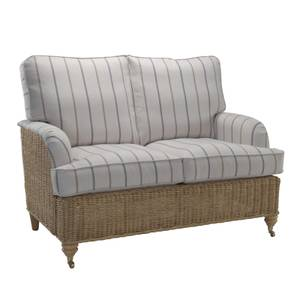 Seville 2 Seater Sofa In Linen Taupe