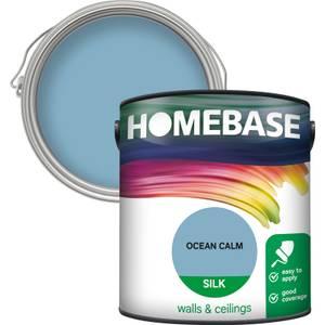 Homebase Silk Paint - Ocean Calm 2.5L