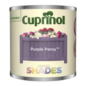 Cuprinol Garden Shades Tester - Purple Pansy - 125ml