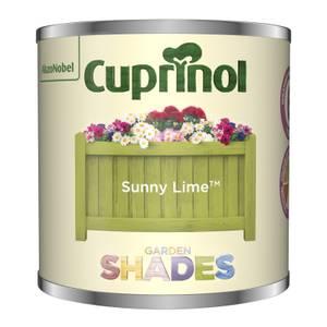 Cuprinol Garden Shades Tester - Sunny Lime - 125ml