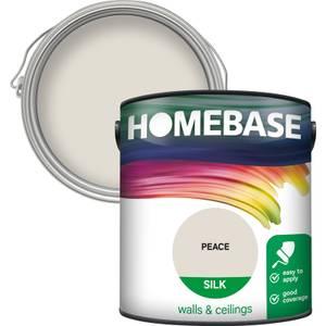 Homebase Silk Paint - Peace 2.5L