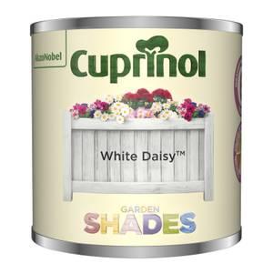 Cuprinol Garden Shades Tester - White Daisy - 125ml