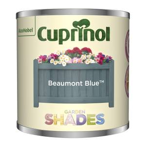 Cuprinol Garden Shades Tester - Beaumont Blue - 125ml