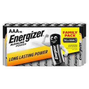 Energizer Alkaline Power AAA Batteries -16 Pack
