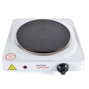 Kitchen Perfected 1500w Single Hotplate.