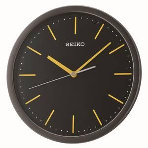 Seiko Wall Clock - Black