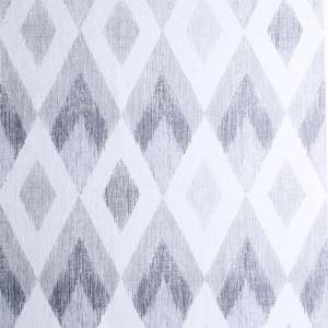Arthouse Scandi Diamond Silver Wallpaper