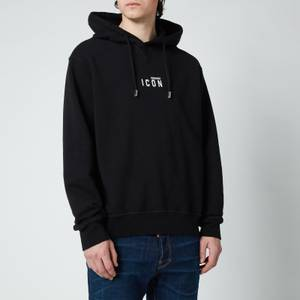 Dsquared2 Men's Cool Fit Small Logo Hoodie - Black