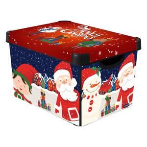 Curver Xmas Box - Santa & Elf