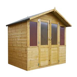 Mercia 7x5ft Traditional Summerhouse