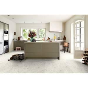 EGGER HOME Aqua+ Triestino Terrazzo 8mm Laminate Flooring
