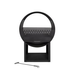 Camacha Perforated Fireplace