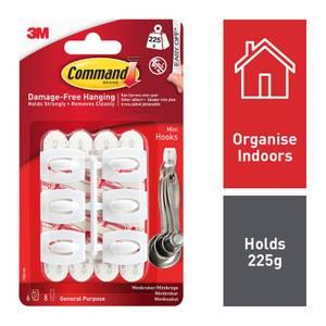 Command - Mini Hooks