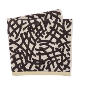 Anise Towels Hand Charcoal