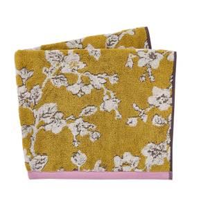 Bouvardia Towels Bath Honey