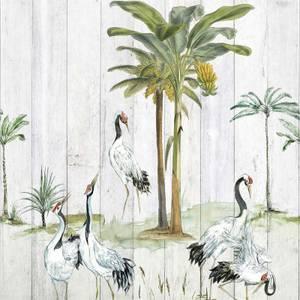 Grandeco Life Digital Mural Tropical Wood - Multi