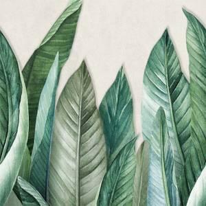 Grandeco Life Digital Mural Digi Bananier - Green