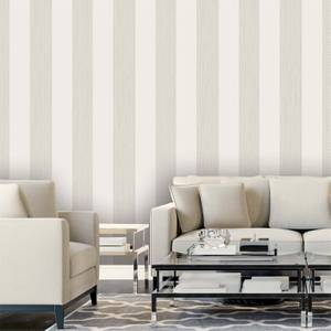 Belgravia Decor Amelie Beige Stripe Wallpaper