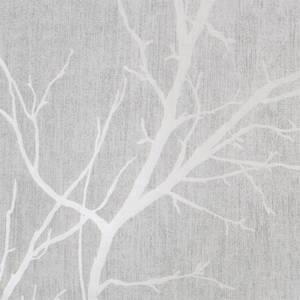 Fresco Winter Tree Wallpaper - Grey