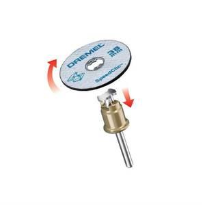 Dremel SpeedClic Metal Cutting Wheel - 5 Pack