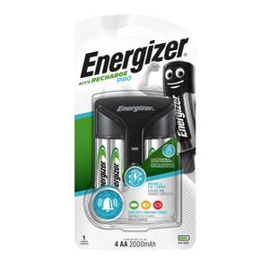 Energizer NiMH Recharge Pro Charger