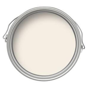 Crown Breatheasy Cream White - Matt Emulsion Paint - 2.5L