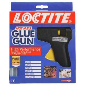 Loctite Hot Melt Glue Gun-Translucent - 1 piece