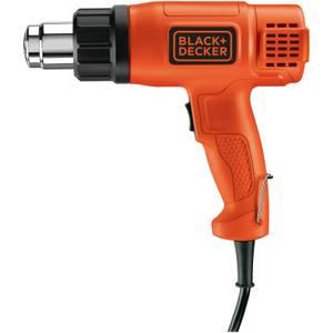 BLACK+DECKER Dual Heat Settings 2000W Corded Heat Gun (KX2001K-GB)