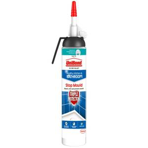 UniBond Sealant Triple Protection Kiwi White 200ml