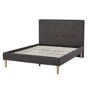 Metro Upholstered Double Bed Frame